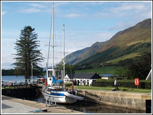 Laggan Locks